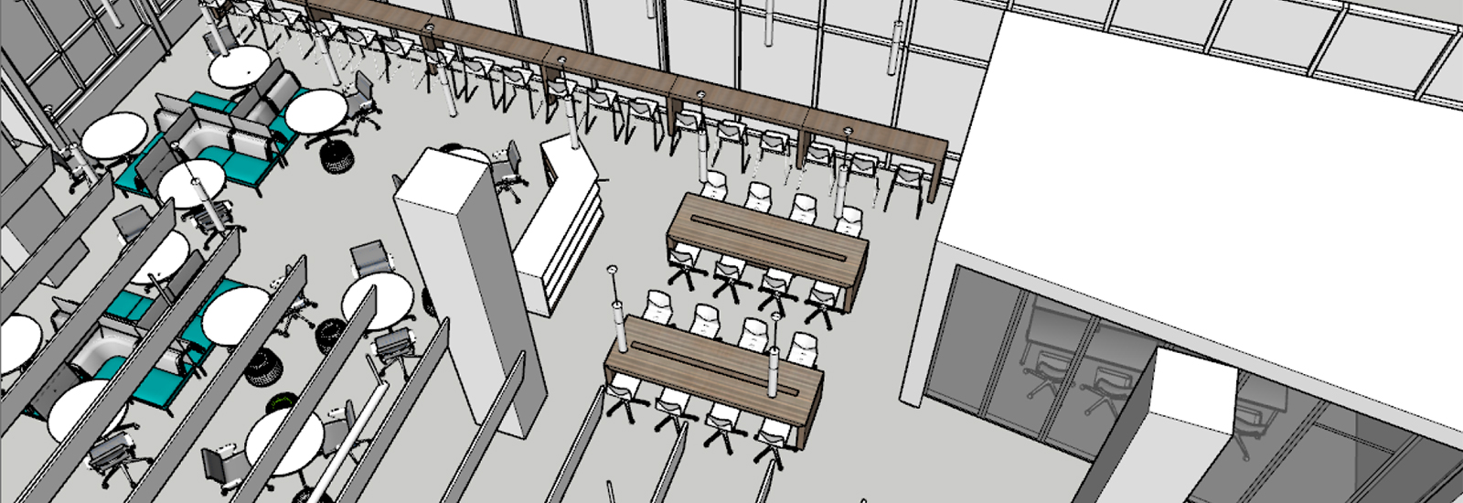 Learning Commons Rendering